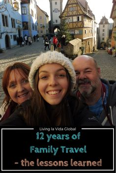 They say all good things must come to an end, and sadly for us, we are fast approaching the last family holiday the three of us share for some time. So here are some lessons we learned along the way.