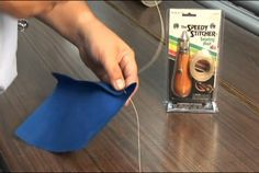 Sewing Awl Kit - Speedy Stitcher- How to use tutorial video.