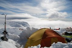 High up on Mt. McKinley (Alaska), by Mike Blarowski via 500px