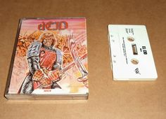 El Cid para MSX | eBay