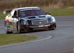 2004 Cadillac CTSV Race Car