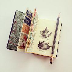 José Naranja: Teapots