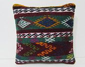 decorative pillow modern throw pillow kilim pillow outdoor pillow cover boho chic tapestry bohemian cushion throw pillow couch pillow 25683