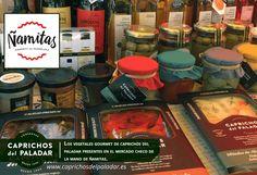 Caprichos del Paladar, los vegetales gourmets con sabor tradicional que conquistan Europa, en esta ocasión la Republica Checa de la mano de Ñamitas.