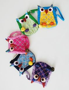 the | owl | purse - WUNWAY