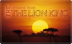 FHE: Lessons from The Lion King