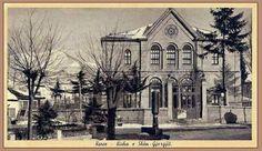 Kisha e Shen Gjergjit, Korce. Albania, Archive, Mansions, History, House Styles, Amazing, Historia, Villas, Palaces