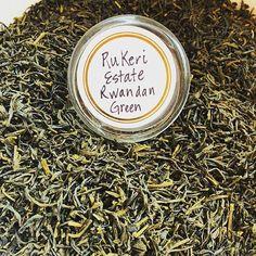 Rukeri Estate Rwandan Loose Leaf Green Tea by TreehouseTeas
