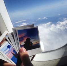 polaroid, sky, and travel image Voyager C'est Vivre, Polaroid Pictures, Polaroids, Wanderlust, Foto Pose, I Want To Travel, To Infinity And Beyond, Adventure Is Out There, Oh The Places You'll Go