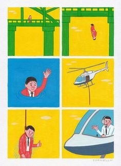"Nobody does ""WTF!?"" better than Joan Cornella"