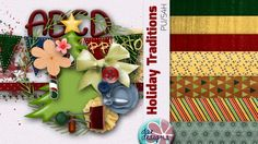 Holiday Traditions by Dae Designs