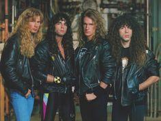 Megadeth (Poster/June/1994/Burrn!)