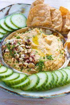 This healthy vegan roasted cauliflower dip is packed with the toasty, warm flavors of hazelnuts and smoked paprika. Use any leftovers as a sandwich spread.