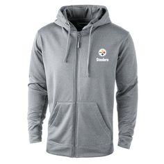 2dbee0d5e NFL New England Patriots Trophy Tech Fleece Full Zip Hoodie