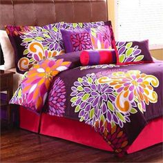 @rosenberryrooms is offering $20 OFF your purchase! Share the news and save!  Flower Show Comforter Set #rosenberryrooms