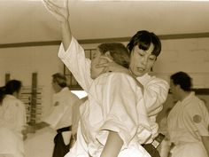 Yoko Okamoto Sensei: one of Japan's most respected aikido female instructors