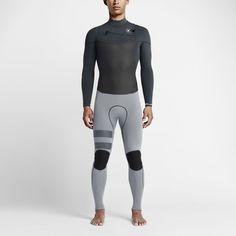 Hurley Phantom 202 Fullsuit Men's Wetsuit Size Small (Black) - Clearance Sale