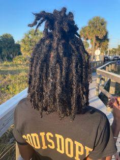 Short Locs Hairstyles, Black Girl Braided Hairstyles, Baddie Hairstyles, Girl Hairstyles, Dreadlock Styles, Dreads Styles, Curly Hair Styles, Natural Hair Styles, Black Girl Dreads