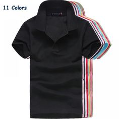 3fd439d44 2018 Summer brand women's short sleeve polos shirts solid color womens  lapel polos shirts cotton womens slim tops