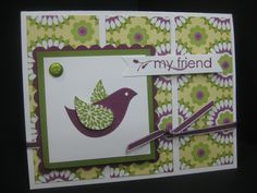 Another Betsy's Blossom card