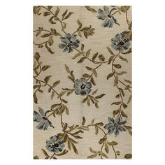 I pinned this Madeleine Rug in Ivory from the Elegant Eclectics event at Joss and Main!