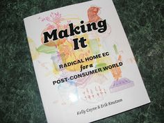 The Cheerful Agrarian: Favorite Books of 2011 #1 - Making It