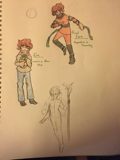 Young Justice ocs