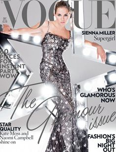 Vogue Cover / Glamour Issue <3