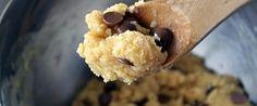 Eetbaar koekdeeg (chocolate chip) - OhMyFoodness Blog Archive » OhMyFoodness