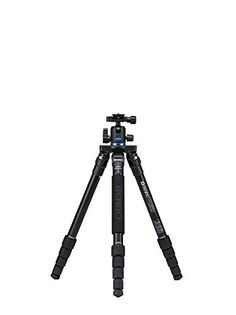 Benro FTF29AIN1 Travel Flat AL Series 2 Tripod Kit, 5 Section, Twist Lock, Monopod Conversion (Black), http://www.amazon.com/dp/B00YEUC9L0/ref=cm_sw_r_pi_awdm_9NBnwb1ZXAD1Y
