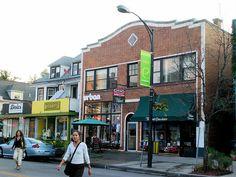 Elmwood Avenue, Buffalo, NY by BuffaloChuck, via Flickr