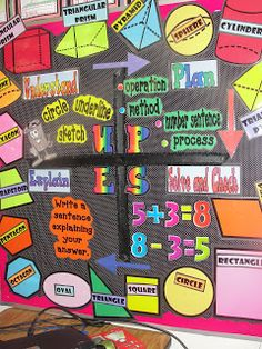 Step into 2nd Grade with Mrs. Lemons: More Classroom Shapes