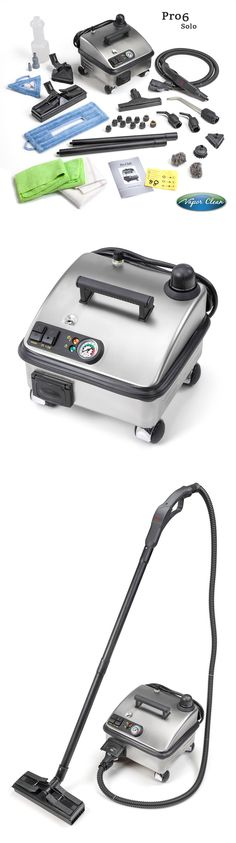 Carpet Steamers 79656: Vapor Clean Pro6 Solo Stainless Steel Vapor Cleaner - Canister -> BUY IT NOW ONLY: $789 on eBay!