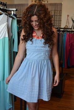BB Dakota Emiley Dress $80 PiaceBoutique.com