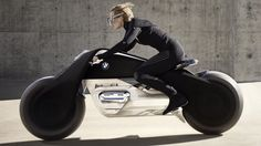 BMW's Vision Next 100 motorcycle is [virtual reality] - Autoblog