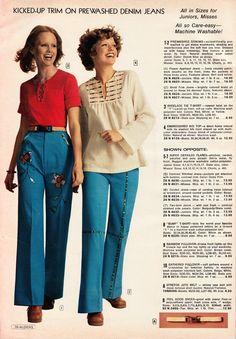 Seventeen, Capri Pants, Jeans, Magazine, Style, Fashion, Swag, Moda, Capri Trousers