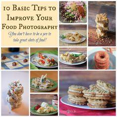 10 Easy Food #Photography #Tips - Better in Bulk