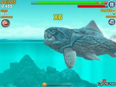 Hungry Shark Evolution Big Daddy! This is a very nice shark which makes fun to play. Do yourself a pleasure and get big daddy, if you want more fun to play evo.