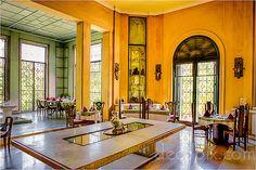 Main dining room, Catalina Lasa House, Havana, Cuba