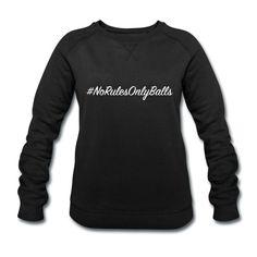 Women's Sweatshirt by Stanley & Stella (white flex print) - Sweat-shirt Femme Stanley & Stella