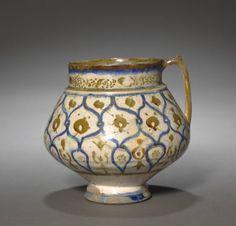 Jug, 1170-1220  Iran, Kashan, Seljuk Period