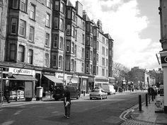Raeburn Place Stockbridge Edinburgh