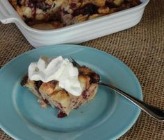 Classic Cranberry Bread Pudding Recipe | easy and good recipe! Kids loved too!