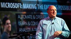 Microsoft logra su récord de ingresos en los que pueden ser los últimos resultados de la era Ballmer http://www.xatakawindows.com/p/106841