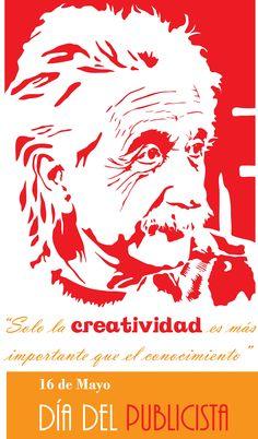 Feliz #díadelpublicista a tod@s las mentes que trabajamos para hacer creatividad que conecté una marca con la gente