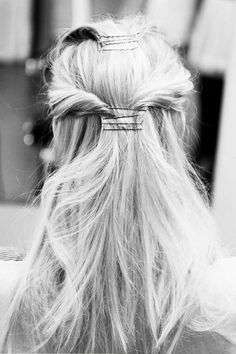 Amazing #Bobby #Pins #Hairstyle #Ideas To Transform Your Look