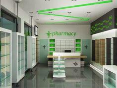 Έπιπλα φαρμακείου για την καλύτερη ανακαίνιση του επαγγελματικού σας χώρου