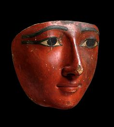 Ancient Egypt: Wooden Mask