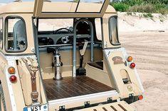 Нашелся уникальный Land Rover (фото)