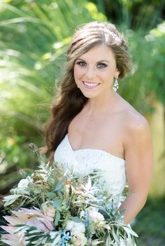 Dessy bridal gown | Caroline & Even Photography | see more at http://fabyoubliss.com